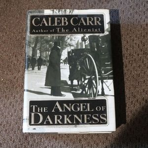 Caleb Carr The Angel of Darkness Book